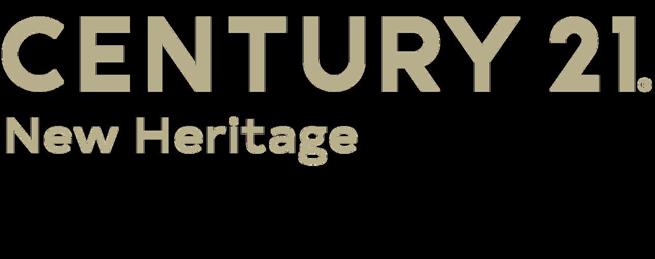 Mary Sagan of CENTURY 21 New Heritage logo