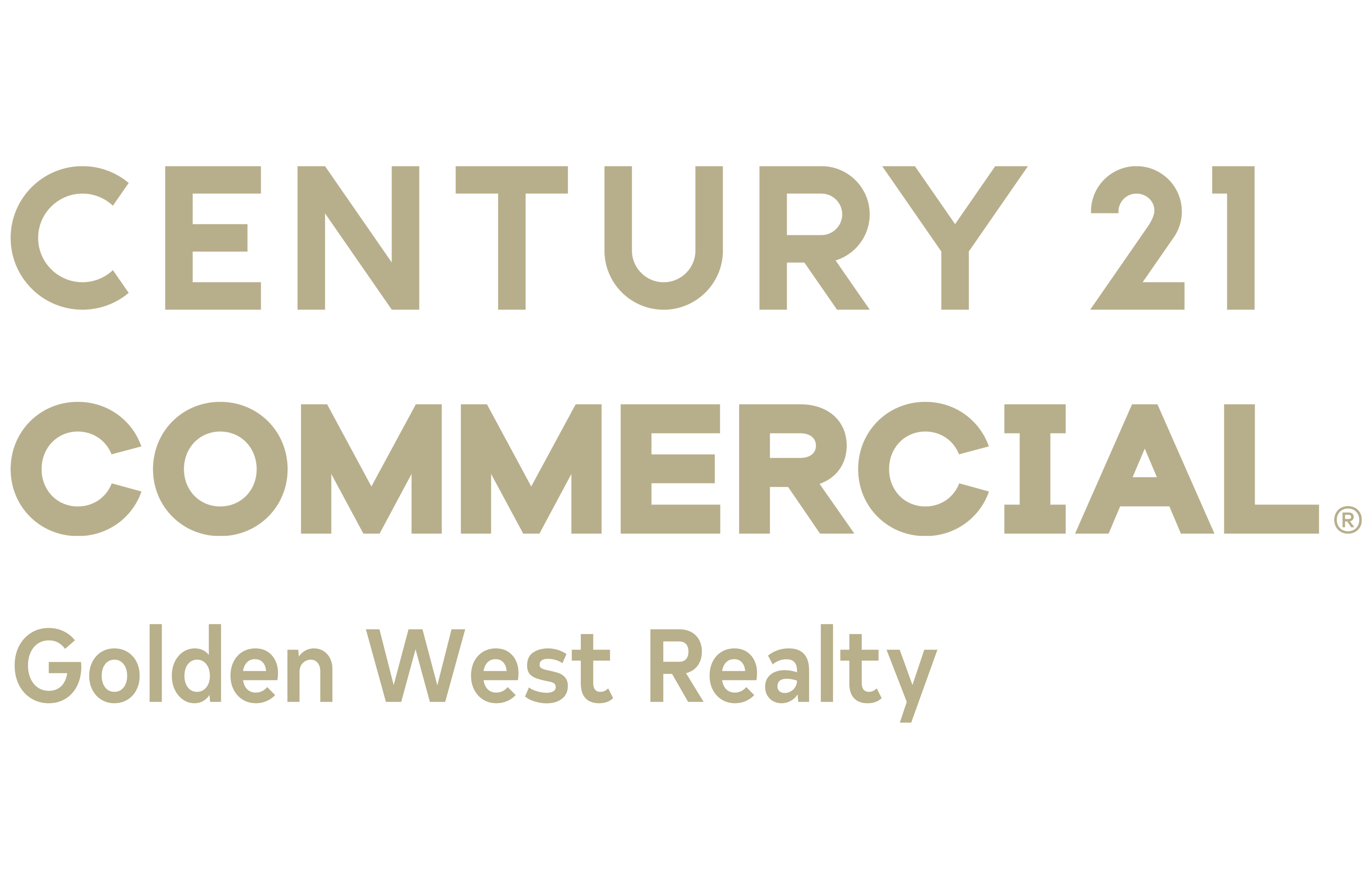 Augustin Baca of CENTURY 21 Golden West Realty logo