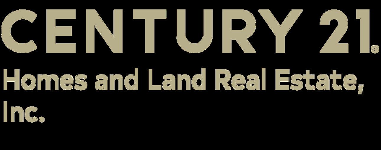 Bob Alexander of CENTURY 21 Homes and Land Real Estate, Inc. logo