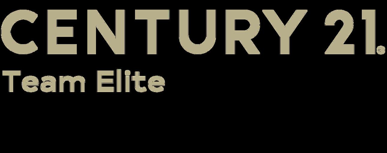Kristy Lauhoff of CENTURY 21 Team Elite logo