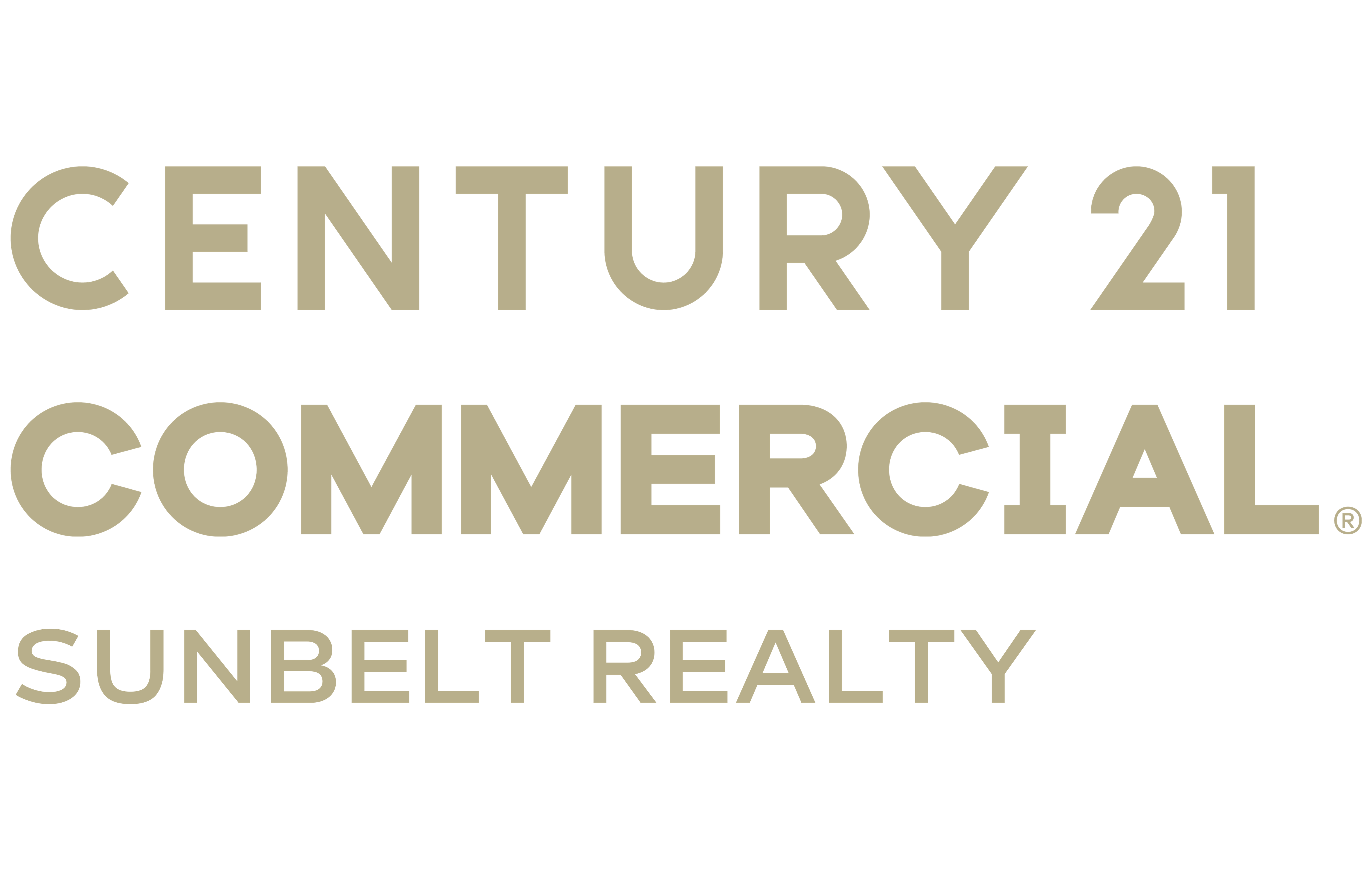 The Shevlin Team of CENTURY 21 SUNBELT REALTY logo