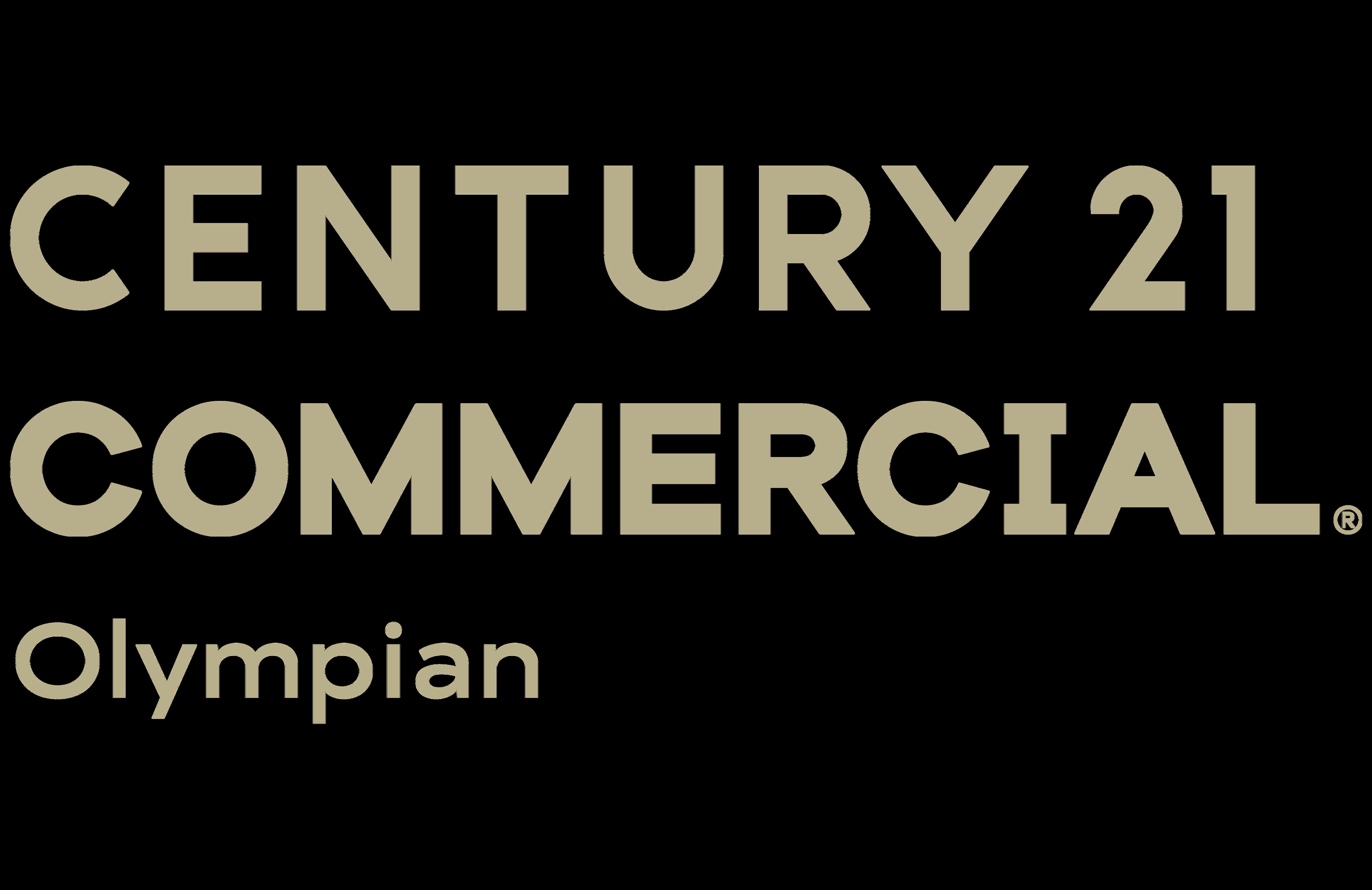 AARON ADAMS of CENTURY 21 Olympian logo