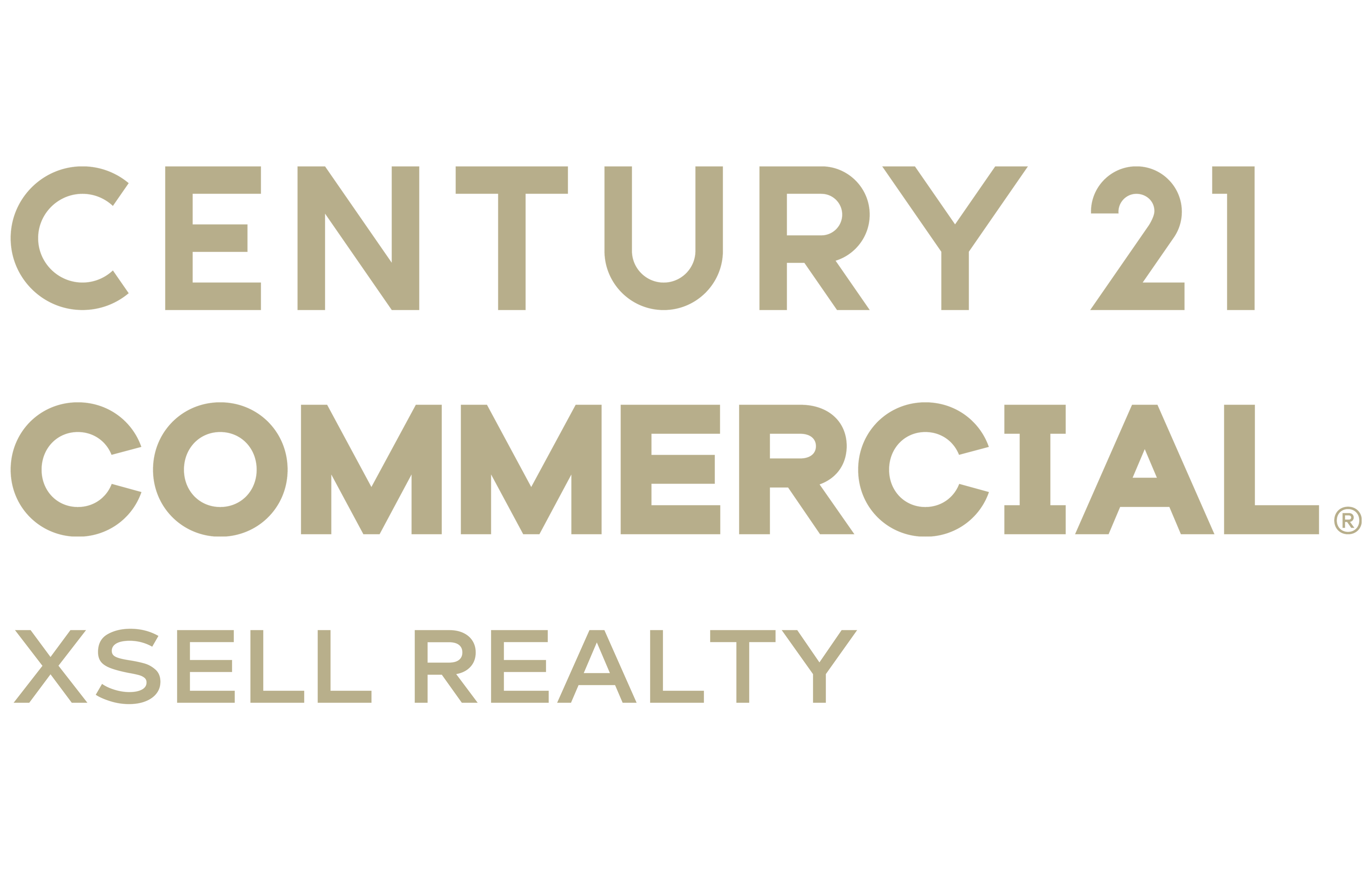 Jammie Geddis of CENTURY 21 XSELL REALTY logo