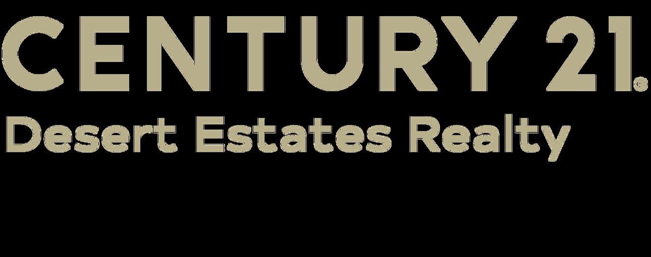 CENTURY 21 Desert Estates Realty