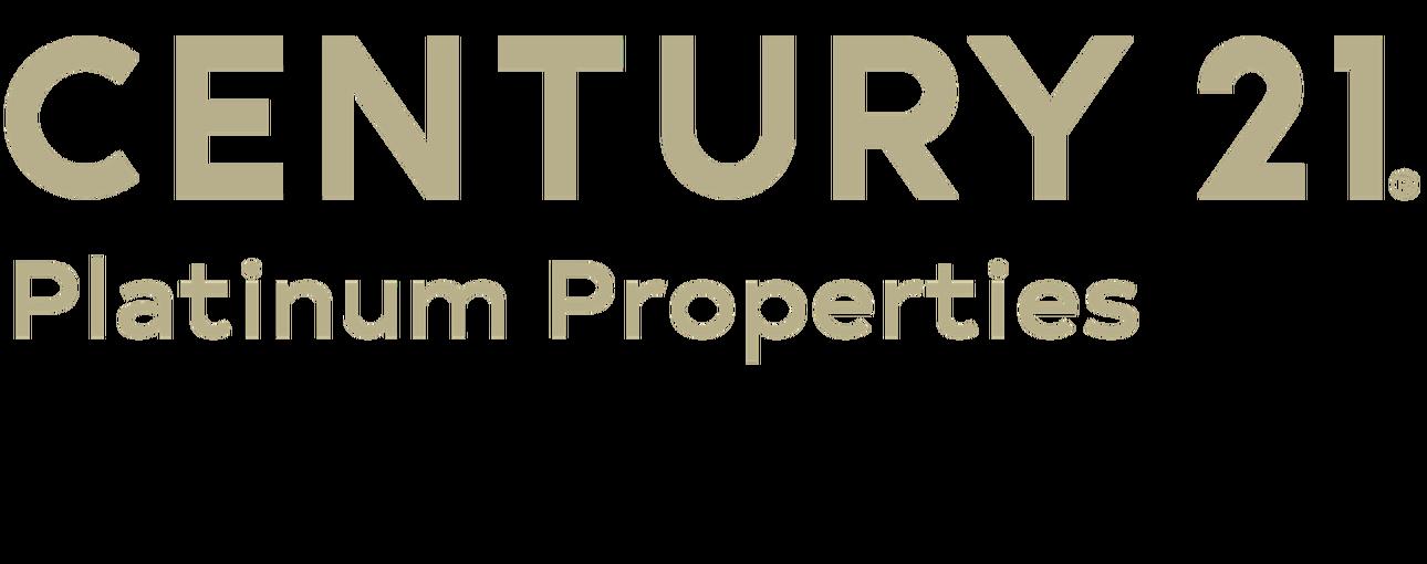 The Kayla Goad-LeVan Team of CENTURY 21 Platinum Properties logo