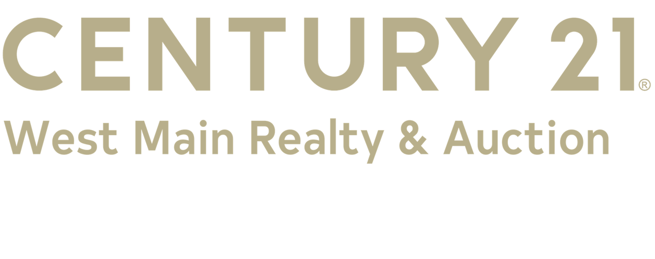 Naomi Harrison of CENTURY 21 West Main Realty & Auction logo