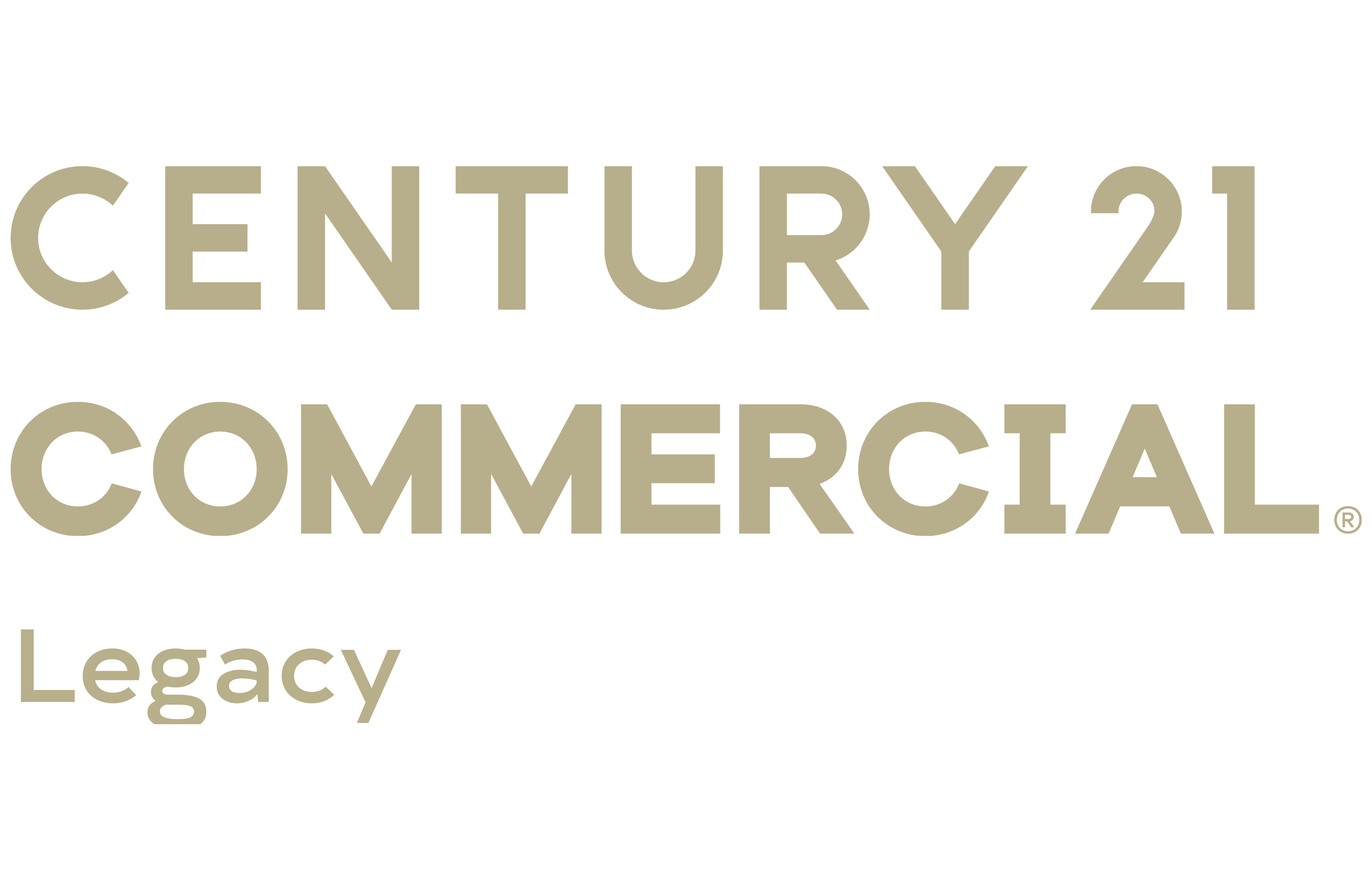 David Scarbrough of CENTURY 21 Legacy logo