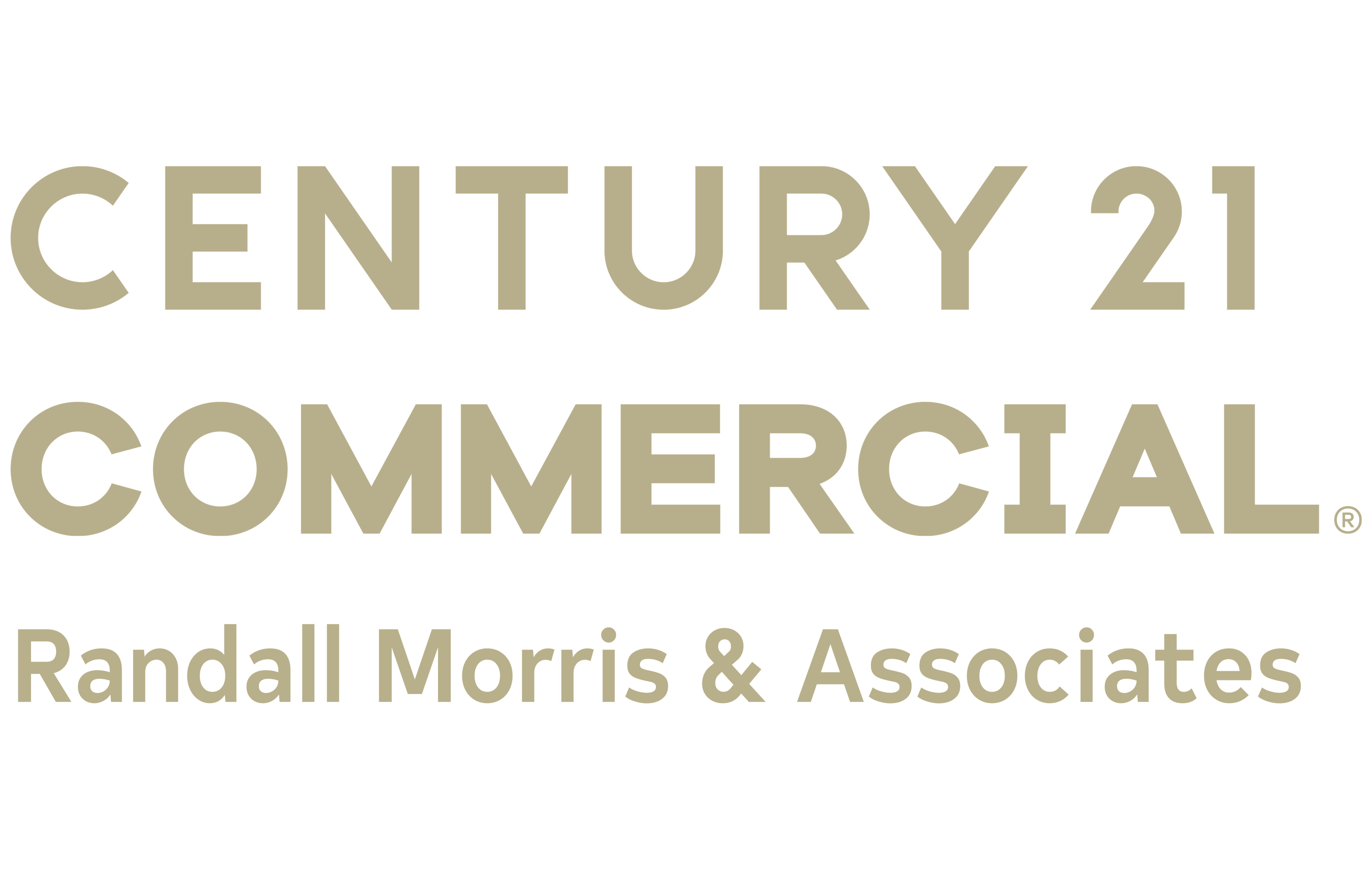Andrew Phillips of CENTURY 21 Randall Morris & Associates logo