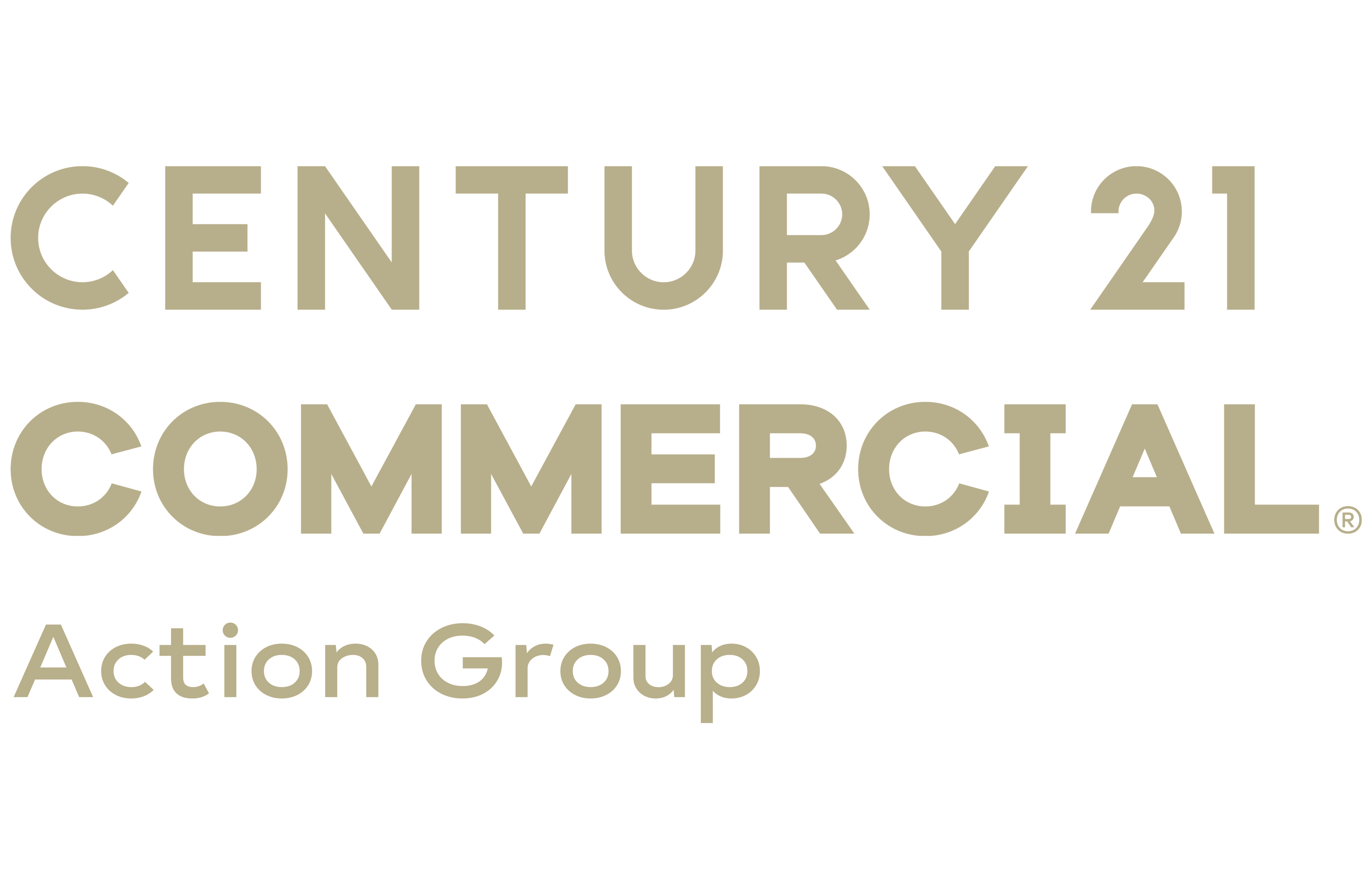 Paul Evans of CENTURY 21 Action Group logo