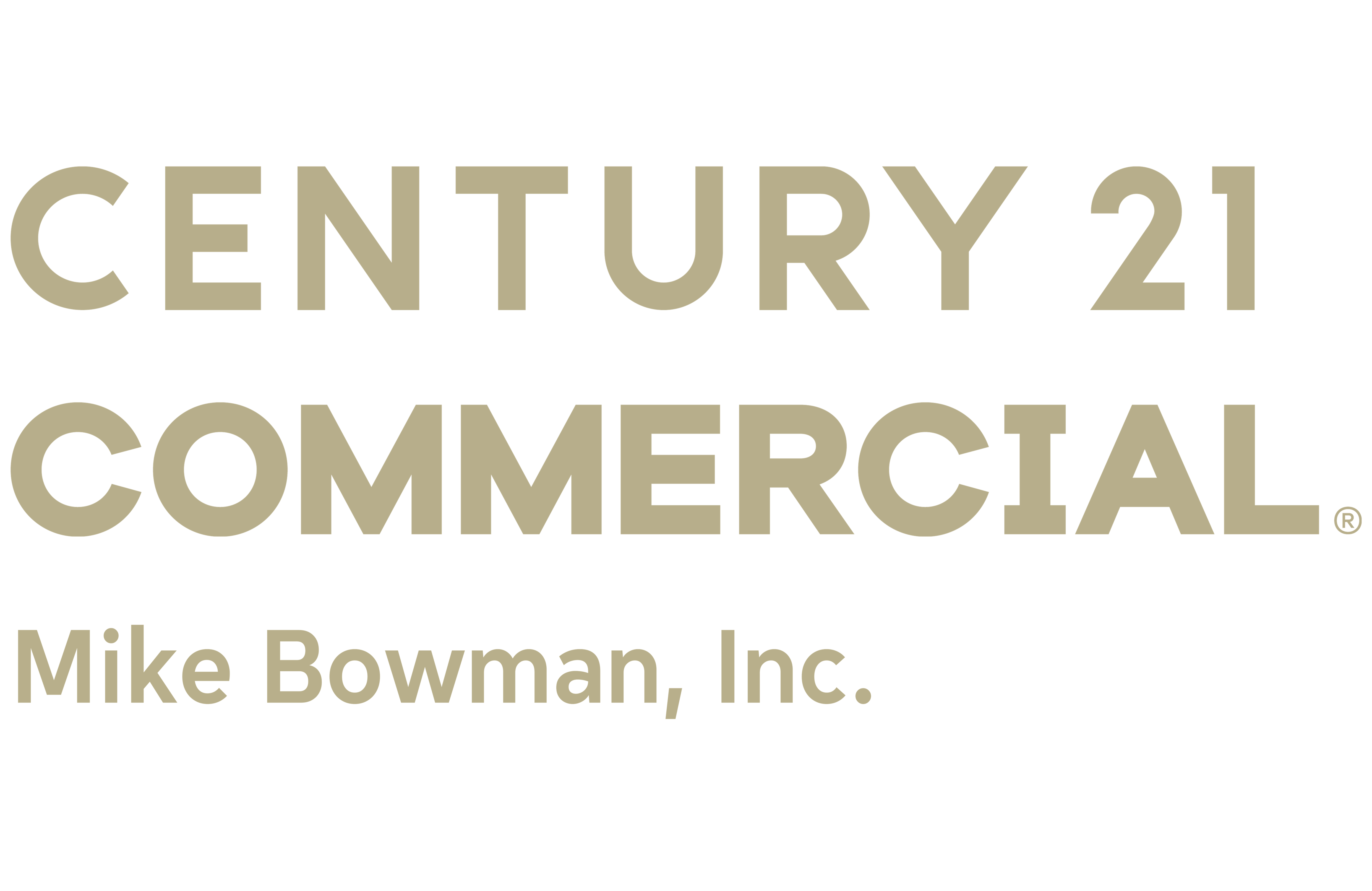 Kevin Morton of CENTURY 21 Mike Bowman, Inc. logo