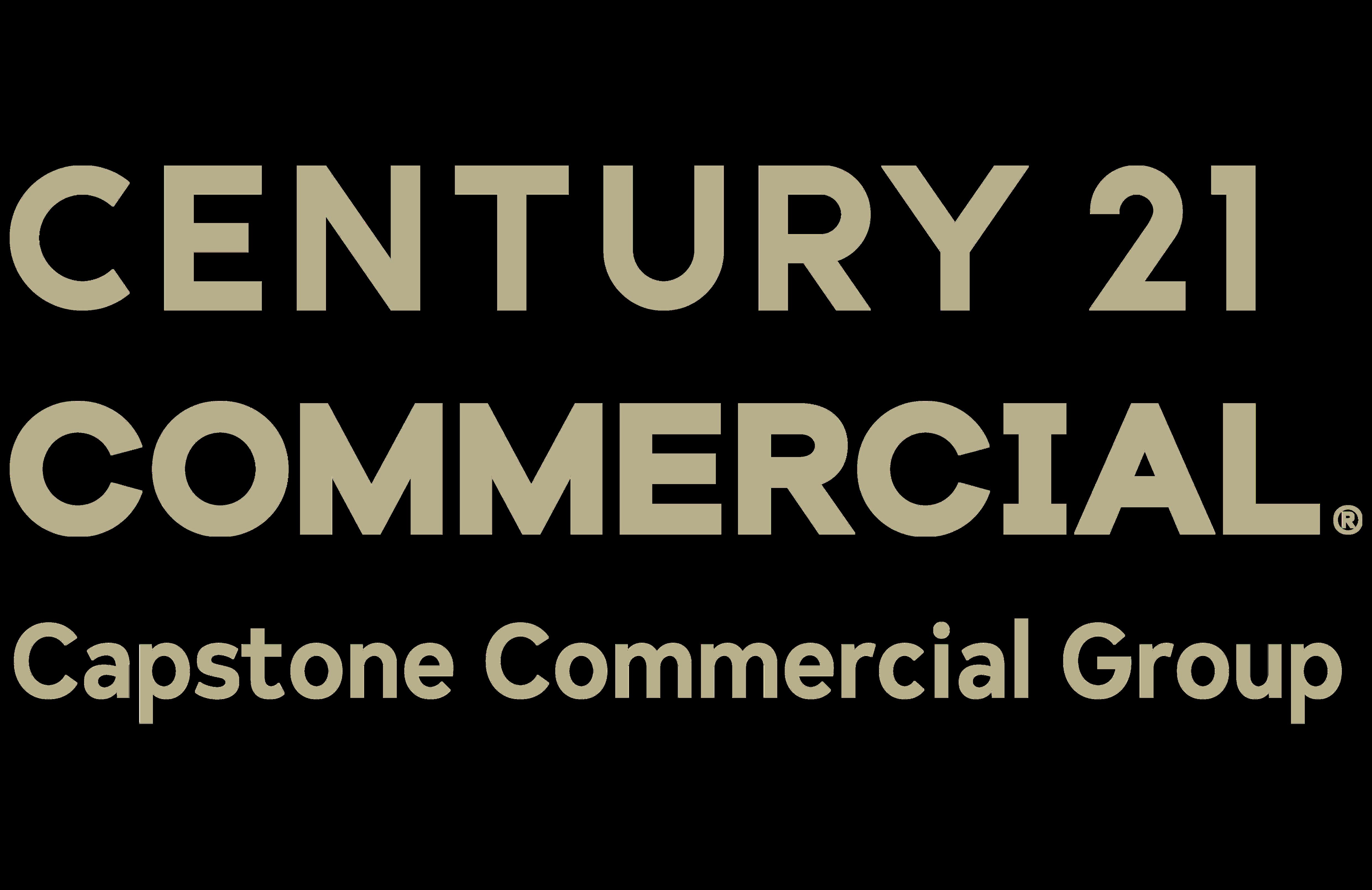 Scott Hobbs of CENTURY 21 Capstone Commercial Group logo