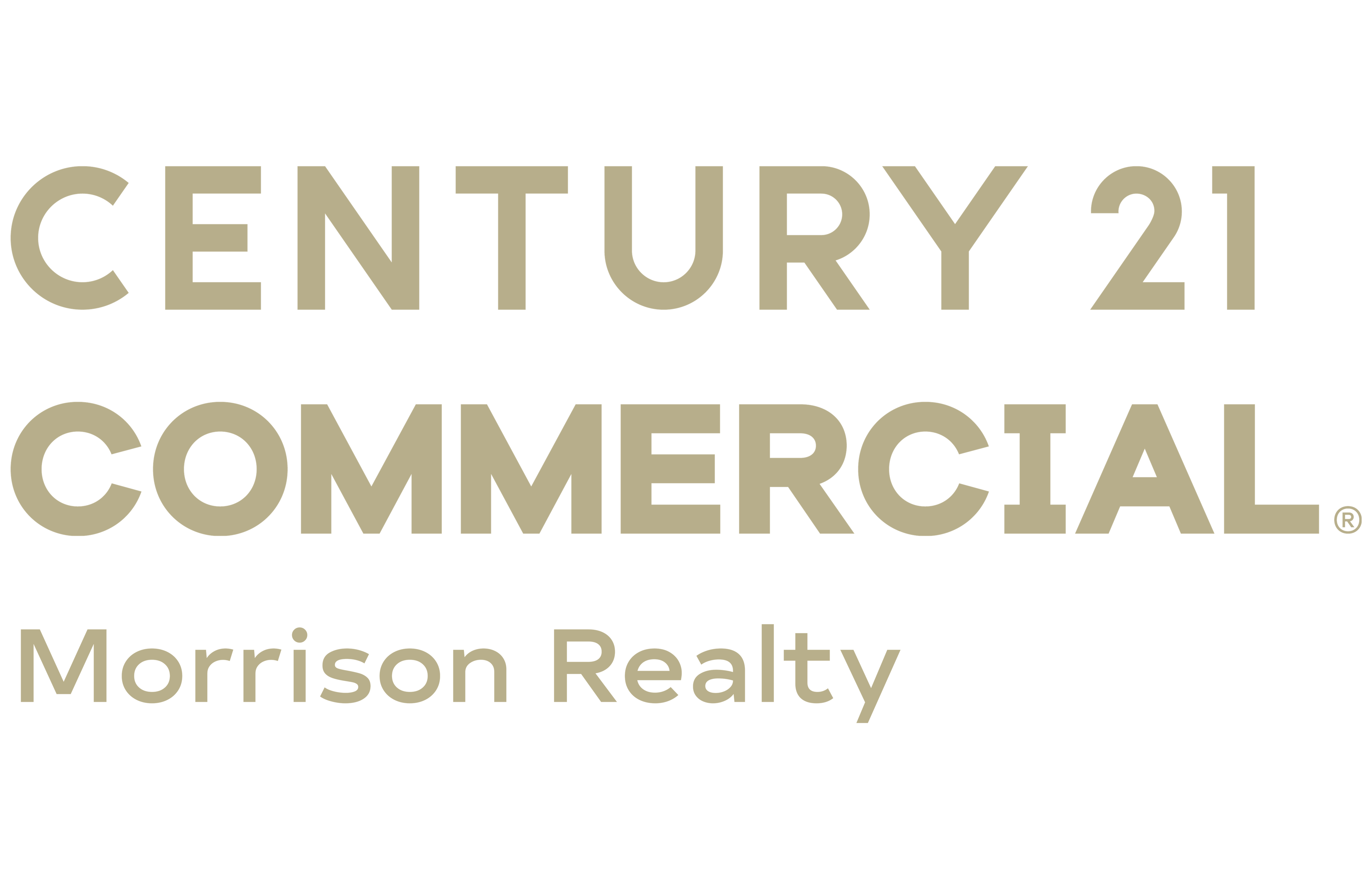 Cory Comeau of CENTURY 21 Morrison Realty logo
