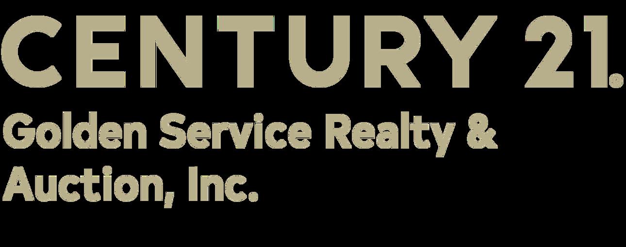 Vickie Barrington of CENTURY 21 Golden Service Realty & Auction,  Inc. logo