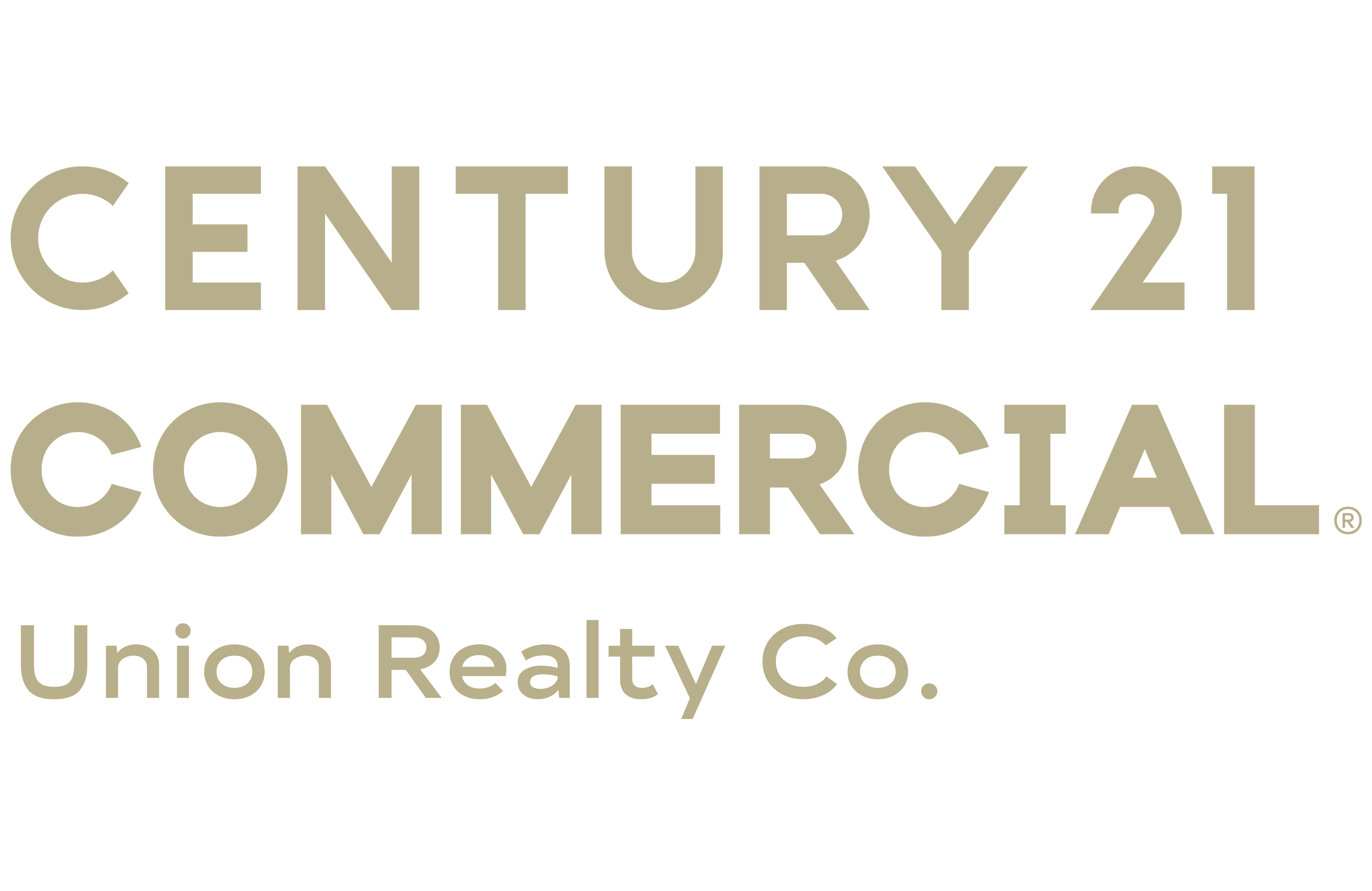Vishesh Sharma of CENTURY 21 Union Realty Co. logo