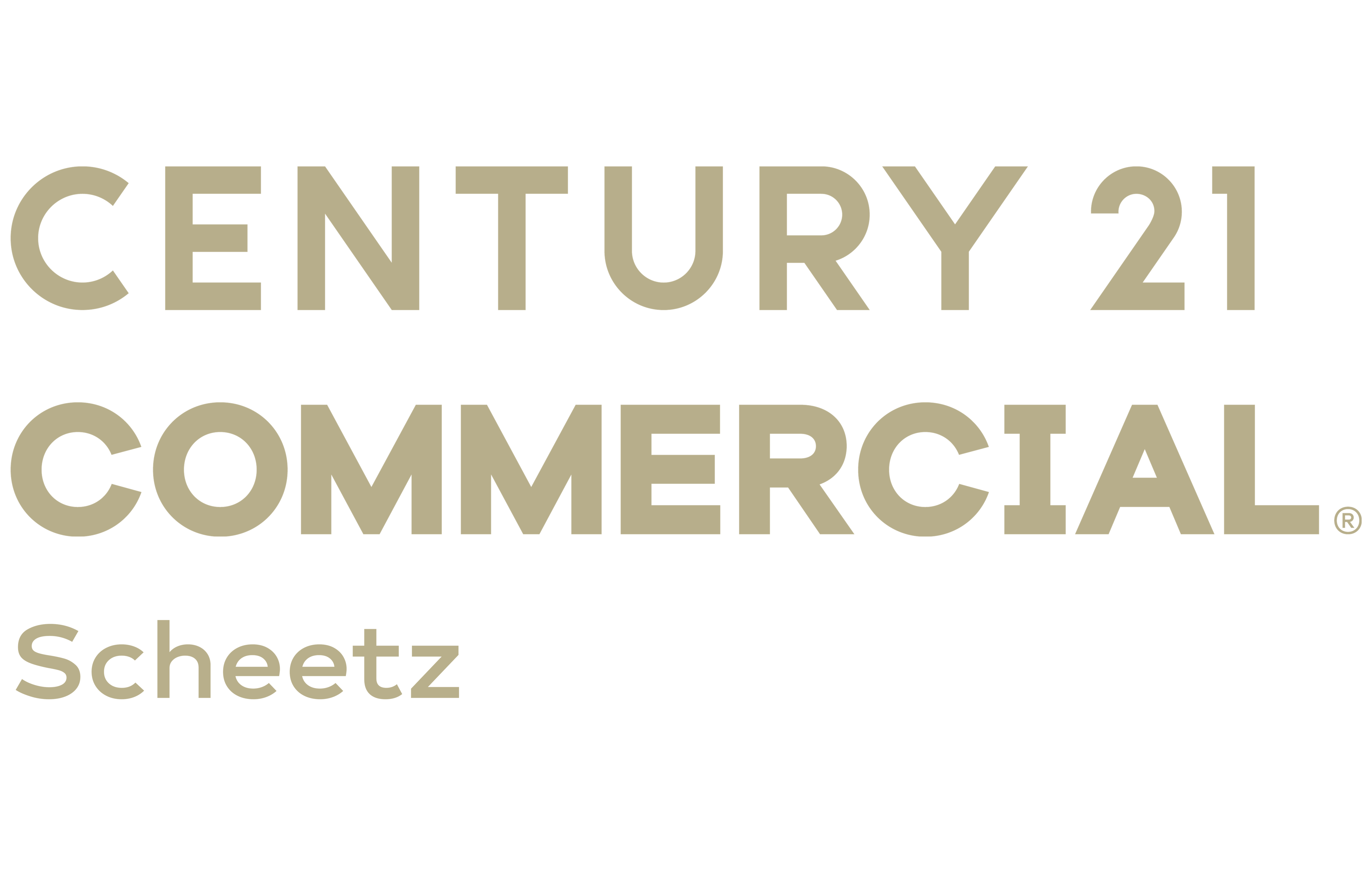 Bill Conway of CENTURY 21 Scheetz logo