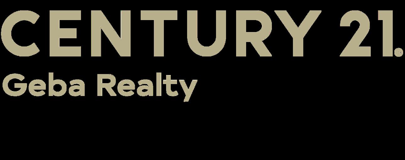 George Perrone of CENTURY 21 Geba Realty logo