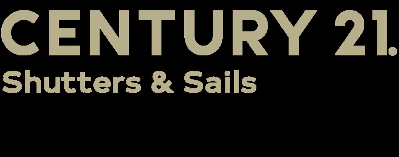 Jill Lundgren of CENTURY 21 Shutters & Sails logo