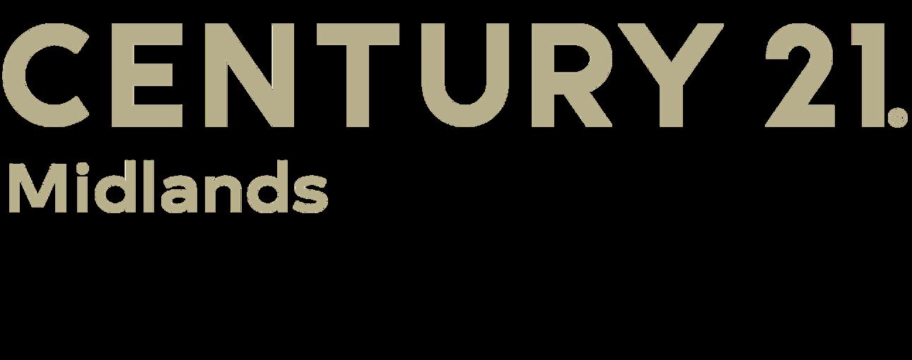 Travis Oltman of CENTURY 21 Midlands logo