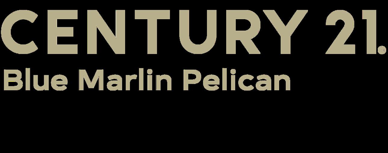Chandra Rich of CENTURY 21 Blue Marlin Pelican logo