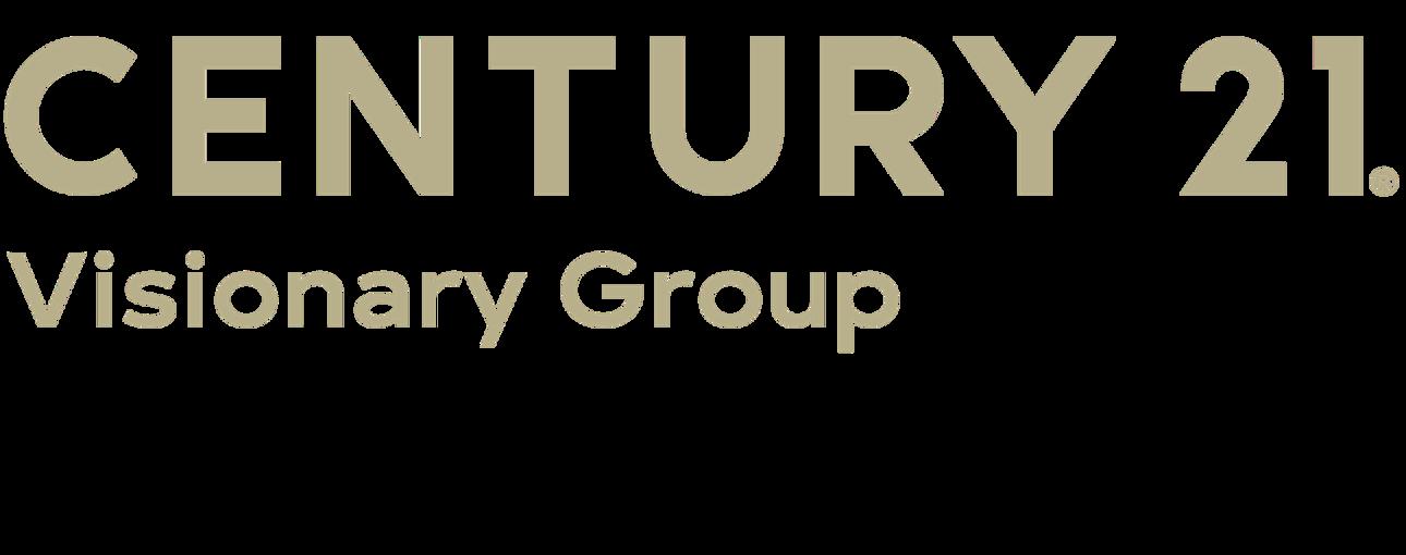 Jeff Infante of CENTURY 21 Visionary Group logo