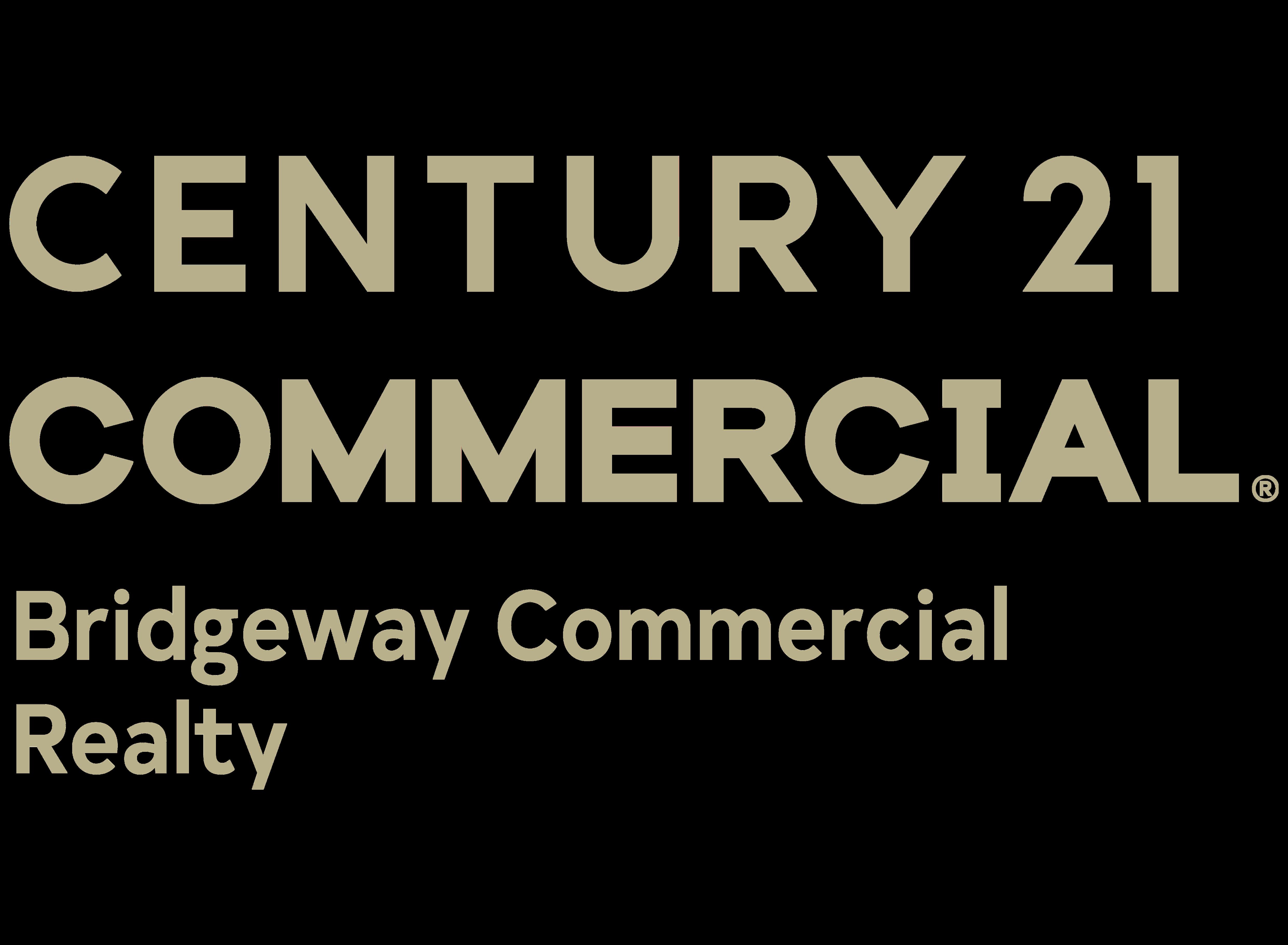 Thomas Lischak CCIM of CENTURY 21 Bridgeway Commercial Realty logo